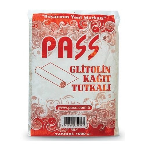Pas S Glitolin Duvar Kağıdı Tutkalı 1 Kg 091653