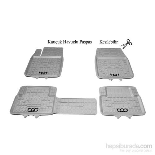 Bod Dacia Duster Havuzlu Paspas Gri 2010-2015