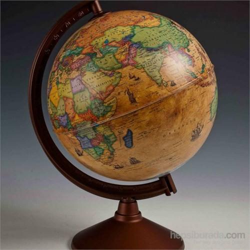 Işıksız Antik Küre 26Cm