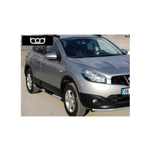Bod Nissan Qashqai Sport Yan Koruma 2007-2014