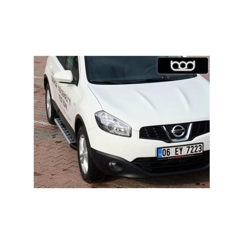 Bod Nissan Qashqai Aspendos Yan Koruma 2007-2014