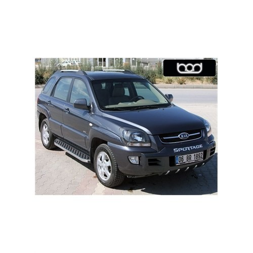Bod Kia Sportage Hitit-X Silver Yan Koruma 2005-2009