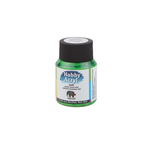 Nerchau Hoby Acryl Medium Green Matt
