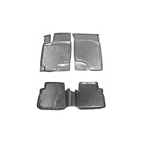 Bod Hyundai Getz 3D Havuzlu Paspas 2003-2011