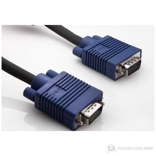 S-Link SL-VGA05 Projeksiyon VGA Data Kablosu (5 Metre)