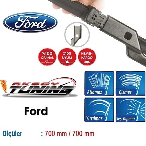 Ford S-Max Orjinal Muz Tipi Silecek