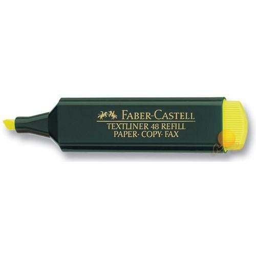Faber-CastelFaber-Castell Fosforlu Kalem Yeşil (5030154863)10lu
