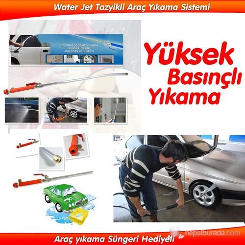 CRD Water Jet Tazyikli Araç Yıkama Sistemi Yıkama Süngerli