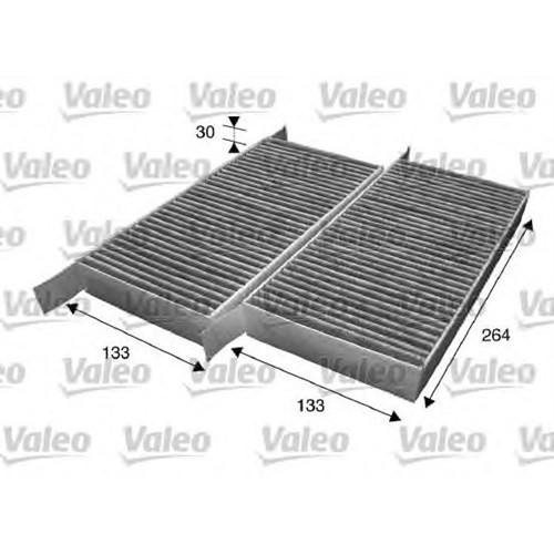 Valeo 715607 Polen Filtresi Lgn Iıı 07>