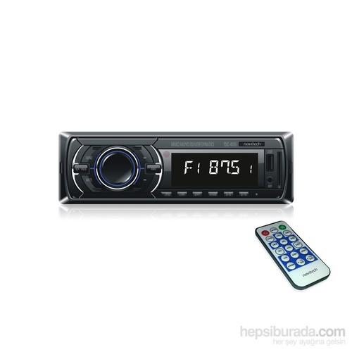 Navitech TDC-4015 Araç Radyo Sd/Usb Çalar