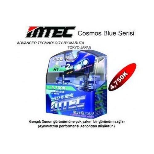 MTEC Cosmos Blue White 9005 Xenon Tip Ampül Tipi 5702