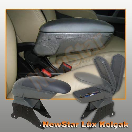 NewStar Yumuşak Çift Fonksiyonlu Uzatılabilir Yumuşak Ara Kolçak Gri   115177