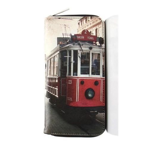 Köstebek Beyoğlu Nostaljik Tramvay Cüzdan
