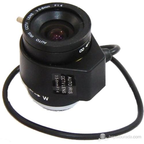3Mk 3<Li>5-8Mm Autoiris Varifocal Lens
