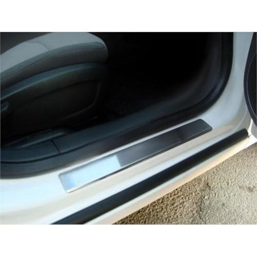 Volkswagen Golf 6- 2009 sonrası Krom Kapı Eşiği Takımı