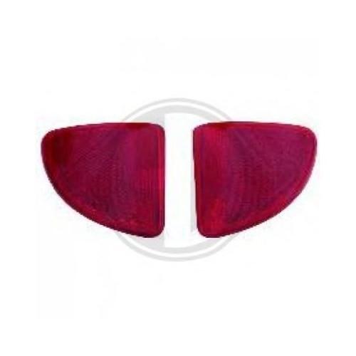 Pleksan 3747 Arka Reflektörlü Köşe Bandı Sol Kng (02-08)-Dacıa Logan