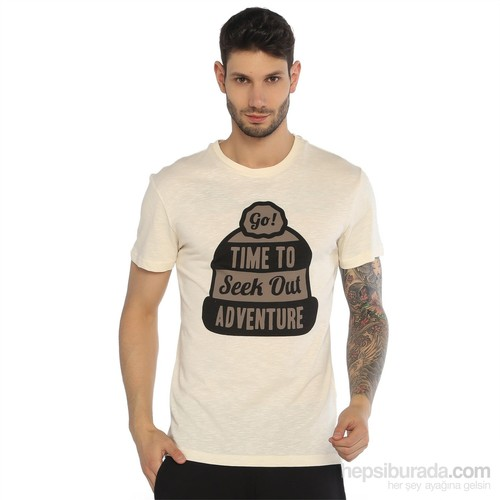 Sportive Spo-Supventure Erkek T-Shirt
