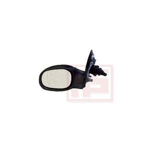 Eurocell Em-206Hpa L Dıs Dikiz Ayna Sol (Mekanık - Isıtmalı) P206-P206+(T3e) Isı Sensörlu-Manuel Katlanır Tıp-Astarlı-Asferık Camlı (98-10)