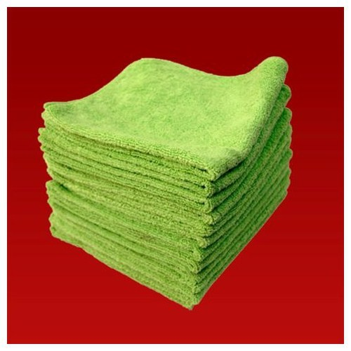 Microfiber Cloth Havlu Temizlik Kurulama Bezi Super Lüx Kalite