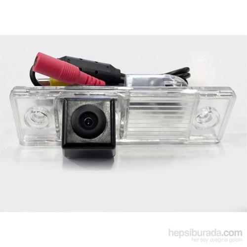 Chevrolet Captiva Araç Geri Görüş Kamerası (Plakalık Tipi)