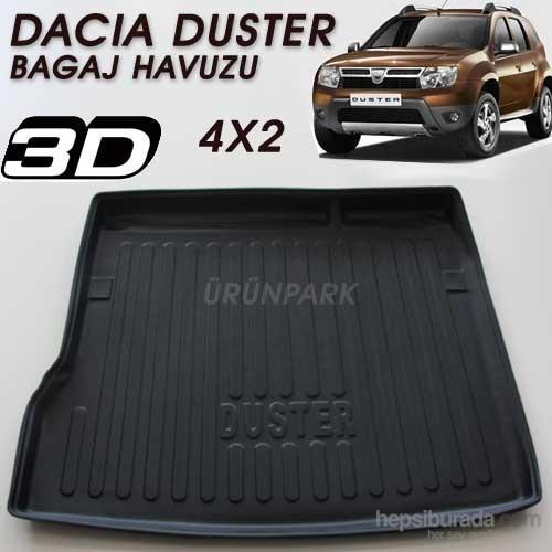Duster Bagaj Havuzu Bagaj Paspası 4X2 2010 Sonrası