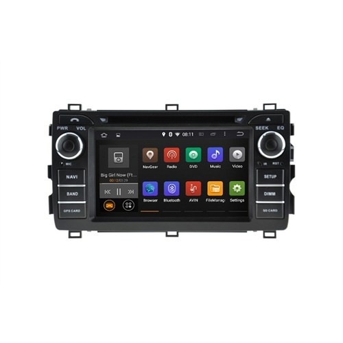 Soundmagus Toyota Aurıs Eskı Android Multimedya Sistemi