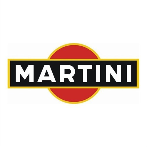 Sticker Masters Martini Sticker