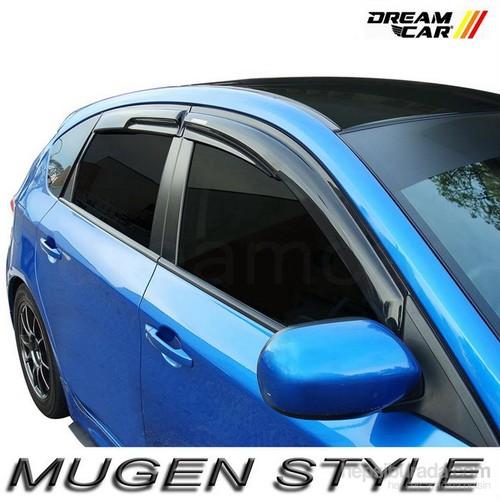 Dreamcar Point Opel 208 İçin Cam Rüzgarlığı 4'lü
