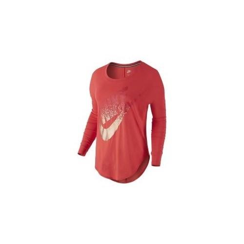 Nike Signal Ls Tee Metallic