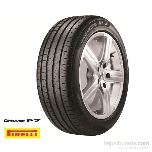 Pirelli 205/55 R16 91V Cinturato P7 MO Oto Lastik (Üretim Yılı: 2018)