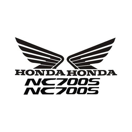 Sticker Masters Honda Nc 700 Sticker Set