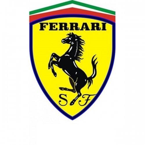 Sticker Masters Ferrari Sticker