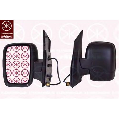 Eurocell Em-6117Ehps R Dıs Dikiz Aynası Sag (Elektrıklı - Isıtmalı) Expert Iıı-Jumpy Iıı-Scudo Iıı (Manuel Katlanır Tıp - Astarlı) Isı Sensörlu 07->
