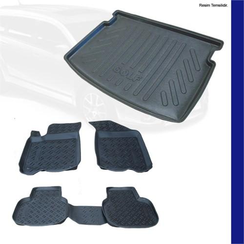 Chevrolet Captiva Bagaj Havuzu Ve 3D Paspas 2007-2012