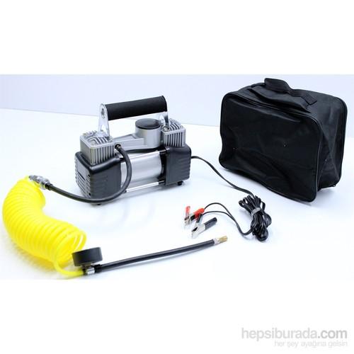 ModaCar ÇANTALI TwinPower 20 PSI=1,7 DK Çelik Gövde Hava Kompresörü 57b006