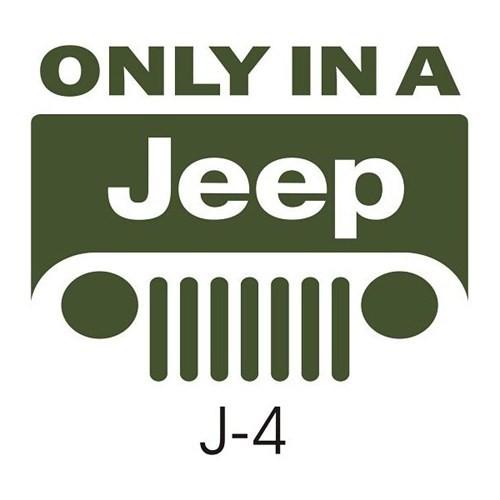 Sticker Masters Jeep Sticker 14