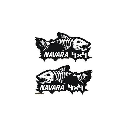 Sticker Masters 4X4 Navara Sticker