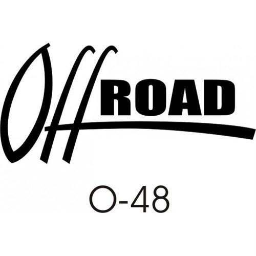 Sticker Masters Off Road Jeep Takım Sticker