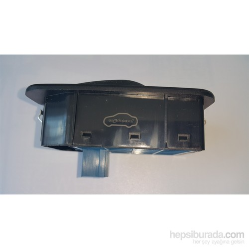Peugeot Bıpper - Nemo Cam Anah. Sol - Çerçeveli Cam Düğmesi