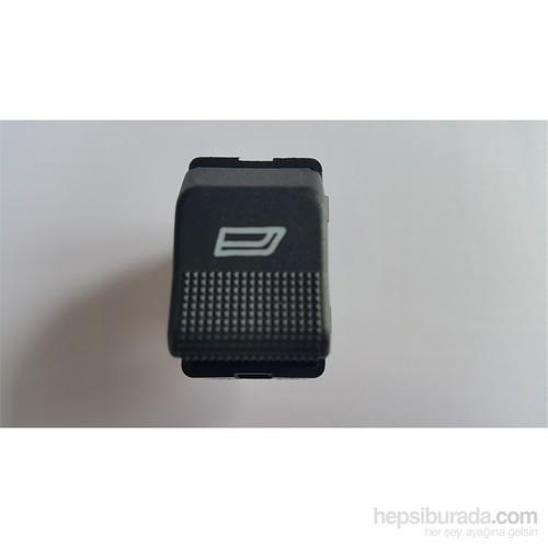 Volkswagen Polo Hb Sol Tekli 00-01 Cam Düğmesi