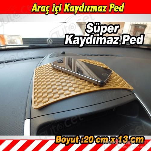 AutoCet BEJ Araç içi Kaydırmaz Ped 3455a