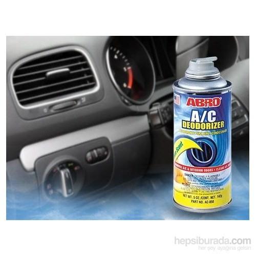 Abro A/C Deodorizer Araç Klima Koku Giderici Made in USA 3504a