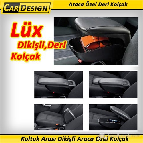 CRD Corsa D Araca Özel Koltuk Arası Kolçak ( Stand) 3266a