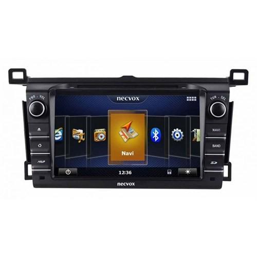 Necvox Dvn -P 1081 Toyota Rav4 New Platinum Navigasyonlu Multimedya Kamera Dvd Mp3 Tv Anteni Geri Görüş Kamerası