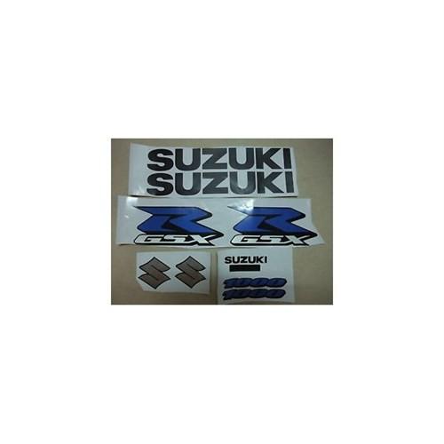 Sticker Masters Suzuki Gsxr 1000 Sticker Set