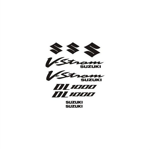 Sticker Masters V-Strom Dl 100 Sticker Set