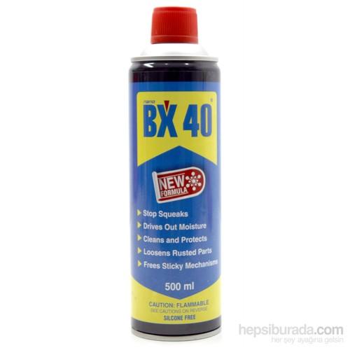 Nano Bor-x BX 40 Borlu Çok Alanda Yağlama Pas Vida Sökücü Sprey 09k002