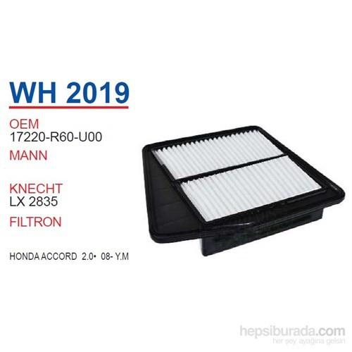 Wunder HONDA ACCORD 2.0İ 08- Y.M Hava Filtresi OEM NO:17220-R60-U00