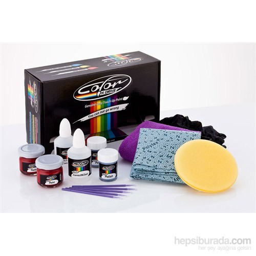 Bmw 3 Series [Renk Kod: Mineral Silver Metallic - A14] - Color N Drive Taş İzi Ve Çizik Rötüş Sistemi