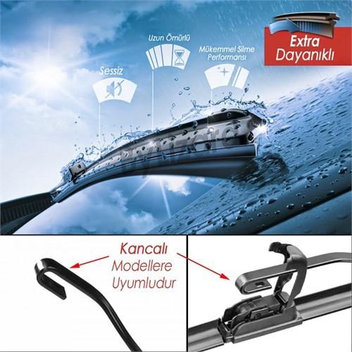 Wiperblade 37,5 Cm Universal Silecek Süpürgesi (375Mm)